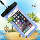 Waterproof Phone Case Anti-Water Pouch Dry Bag Cover for iPhone Samsung HTC LG