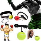 Boxing Punch Sports Fight Ball With Head Band For Reflex Speed Training Boxing