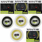 Mantis Tour Response Strings Squash & Badminton Racket String Set rrp£16