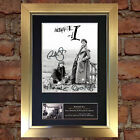WITHNAIL and I (Rare) Autograph Mounted Signed Photo Repro Print A4 712
