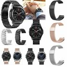 Stainless Steel Frosted Watch Strap Band Bracelet Wrist 22mm For Samsung Gear S3 image