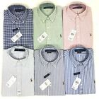 POLO RALPH LAUREN MENS GENUNE NEW BLUE STRIPE COTTON OXFORD SHIRTS ALL SIZES