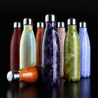 500ml Thermos Vacuum Flask Insulated Drink Water Bottle Cup Stainless Steel