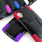 google nexus phone 5 - For LG Google Nexus 5 Shockproof Hybrid Armor Hard Phone Case Cover Y Kickstand
