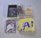 Joe Camel Lot Ash Tray , The Game , Jacket,  Post Cards ,  Glass