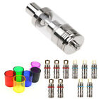 Replacement EC Head Coil Ti 0.5 Ni 0.15 ohm Pyrex Glass Tube for iJust 2 Tank