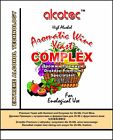Alcotec Aromatic Complex new class of yeas sort of turbo yeast and a Wine Yeast