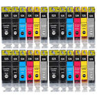 Lot XL Ink Cartridge for Canon Pixma MG6150 MG6250 MG8150 MG8250 MG8220 +Grey