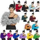 Deluxe Feather Boa | Hen Night Gatsby Flapper Burlesque | 1920s Accessory 6ft