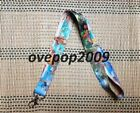 Lot Moana cartoon Mobile Cell Phone Lanyard Neck Strap Party Gifts SS92