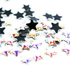 Hotfix STARS Rhinestones Iron On Sparkly Clothes Trimming Glass Crystal Clear ABTrimmings - 180926