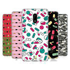 HEAD CASE DESIGNS PILL PATTERNS SOFT GEL CASE FOR NOKIA PHONES 1