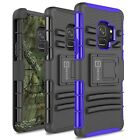 CoverON for Samsung Galaxy S9 Belt Clip Case Hybrid Hard Phone Cover