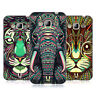 HEAD CASE DESIGNS AZTEC ANIMAL FACES 2 SOFT GEL CASE FOR SAMSUNG PHONES 3