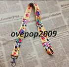 Lot cartoon mickey Mobile Cell Phone Lanyard Neck Strap Party Gifts SS101