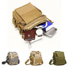 Men Tactical Waist Belt Pack Military Traveling Hiking Bag Uniquely Durable New