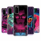 HEAD CASE DESIGNS THE 80'S GRAPHIC VIBES HARD BACK CASE FOR SAMSUNG PHONES 1