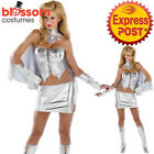 CA674 Emma Frost X-Men Days of Future Past Deluxe Women Superhero Marvel Costume