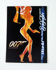 JAMES BOND  THE WORLD IS NOT ENOUGH P1 PROMO CARD £1.5 GBP on eBay