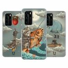 HEAD CASE DESIGNS ANIMAL FANTASIES SOFT GEL CASE FOR HUAWEI PHONES