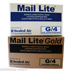 Mail Lite Sealed Air Padded Postal Envelopes / Bags ~ G/4 240mm x 330mm