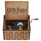 Music Box Game of Thrones Harry Potter Star Wars Theme Hand Crank Carved