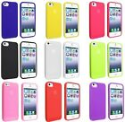 SOFT SILICONE GEL FLEXIBLE RUBBER SKIN COVER POUCH CASE FOR Apple IPhone 6S,6.