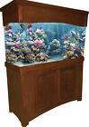 RJ Enterprises Calypso Birch Series Aquarium Stand and Canopy Combo