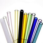 Wholesale 20cm Straight Pyrex Glass Drinking Straw For Wedding Birthday Party