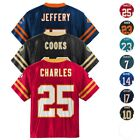 NFL Official Team Player Replica Home Away Jersey - Boys Youth (4-18) XS-XL on eBay