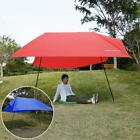 Large Beach Canopy Sun Shade Shelter Tent Shelter Camping Hiking Fishing