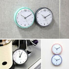 HOT Bathroom Waterproof Suction Cup Wall Clock Decor Shower Timer Decor Goodish