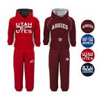 "NCAA ""Classic Fan""  Piece Pullover Hoodie Fleece & Pants Set"