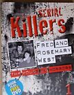 Select from a number of Collectable SERIAL KILLERS Books and DVDs
