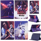 2018 Star Wars Cartoon Tablet Case Cover for iPad mini 2 iPad 2 3 4 Air 2 Boys $17.35 CAD on eBay