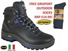GRISPORT SUMMIT WALKER WALKING BOOTS - LEATHER HIKING BOOTS - VIBRAM