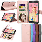 For Samsung Galaxy J3 Luna Pro / J3 Emerge / J3 Prime Leather Wallet Case Cover  samsung luna phone case | Samsung Galaxy Luna TracFone Smartphone with Case, and 1200 Mins/Texts/Data on QVC 3920677531384040 1