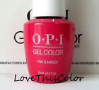 OPI GelColor UV/LED Soak Off Gel Color Nail Polish GC HL Collection Choice NEW