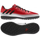 adidas Junior Messi 16.4 TF Astroturf Football Trainers Red/White/Black rrp£35