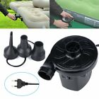AC 220V Electric Air Pump for Bed Boats Inflatable Bag Mattress Nozzles Inflate