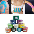 Elastic Kinesiology Sports Tape Muscle Pain Care Therapeutic 5M*2.5/5CM  Hot