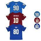 NFL Official Team Player Performance Jersey Tee Collection Infant (12-24 Months) $6.49 USD on eBay