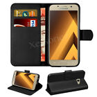 Leather Flip Case Wallet Cover For Samsung Galaxy A3 2017 2016 A5 Card Holder