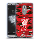 OFFICIAL LIVERPOOL FOOTBALL CLUB CAMOU SOFT GEL CASE FOR ZTE PHONES