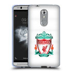 OFFICIAL LIVERPOOL FOOTBALL CLUB CREST DESIGNS SOFT GEL CASE FOR ZTE PHONES