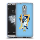 OFFICIAL MANCHESTER CITY MAN CITY FC PLAYERS SOFT GEL CASE FOR ZTE PHONES