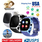 Bluetooth Smart Watch Smartwatch Phone for Android Samsung LG BLU HTC Men Women