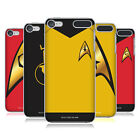 OFFICIAL STAR TREK UNIFORMS AND BADGES TOS BACK CASE FOR APPLE iPOD TOUCH MP3 on eBay