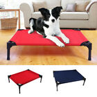 Breathable Pet Cot Elevated Pet Bed Medium Dog Cat Sleeping Cot Outdoor Hammock