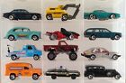 LOOSE 1997 Hot Wheels Blue Carded # Series - You Pick!!!